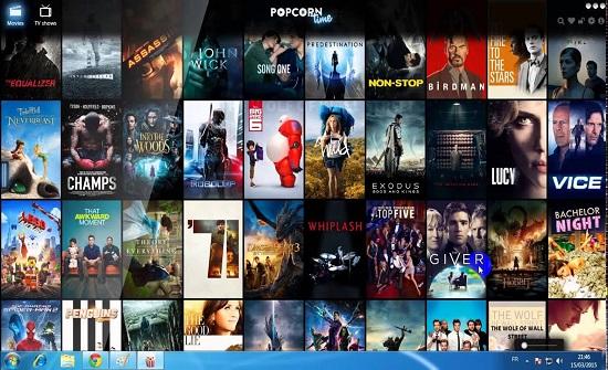 أفضل مواقع بث الأفلام والمسلسلات مجانا