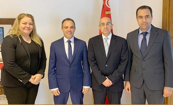 الرئيس التنفيذي لاتفاقية اغادير يؤكد اهمية انضمام فلسطين ولبنان للاتفاقية