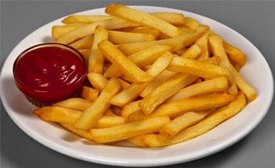 إحذر تناول البطاطا المقلية قد تقتلك