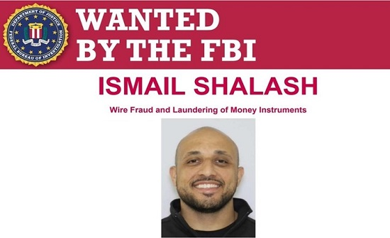 FBI يبحث عن أردني احتال على أشخاص بـ1.7 مليون دولار