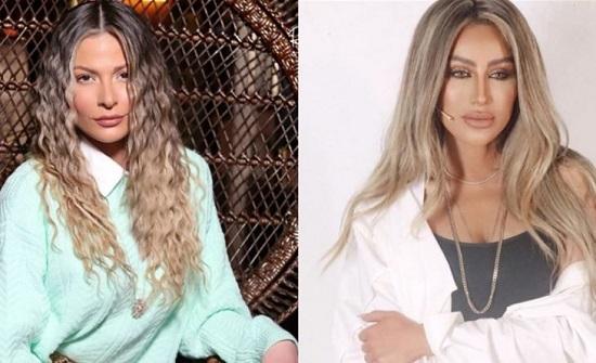 """باميلا الكيك تستهزئ بمايا دياب: """"هيدا مش شكلن ولا شفافن"""""""