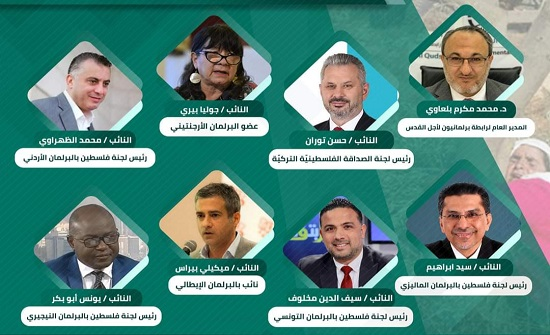 الظهراوي: موقف الأردن تجاه القضية الفلسطينية وشعبها ثابت وراسخ