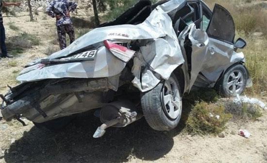 34 إصابة بحوادث مختلفة خلال الـ (24) ساعة الماضية