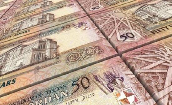 795 مليون دينار ارتفاع الإيرادات المحلية خلال النصف الأول من العام الحالي