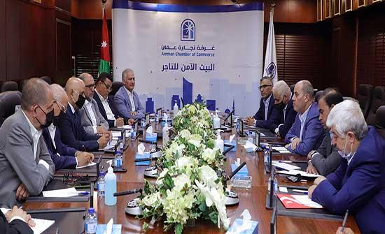 اتفاق بين وزارة العمل وتجارة عمان للتعاون بخصوص التدريب والتشغيل