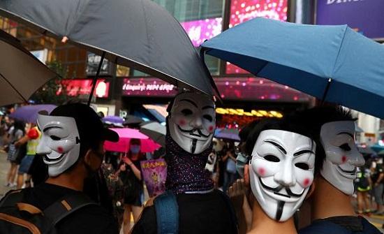 الصين: انتقادات لمراجعة لائحة حظر الأقنعة بهونغ كونغ