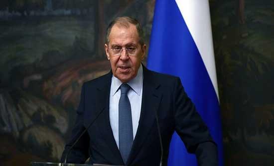 """لافروف : موسكو سترد بحزم على أي محاولات تتخطى فيها واشنطن """"الخطوط الحمر"""""""