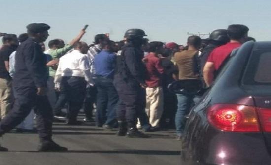 اعتقال العشرات ونقابة الاطباء تصدر بيان تأييد للمعلمين