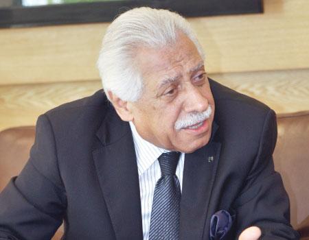 رئيس مجلس الاعيان ينعى العين الاسبق بلتاجي