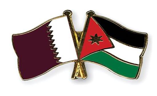 رئيس مجلس الوزراء القطري يستقبل السفير الأردني لدى الدوحة