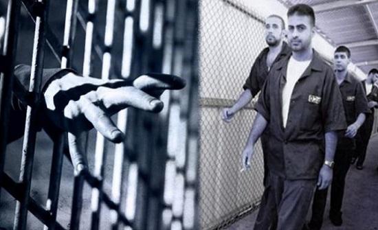 فروانة: إصابة أسيرين بـ (كورونا) من بين 21 أسيراً أردنياً بسجون الاحتلال