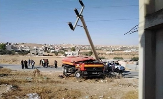 وفاة رجل بالدفاع المدني متأثرا باصابته اثر حادث سير