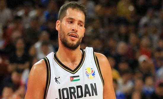 إصابة لاعب منتخب السلة شاهر بفيروس كورونا