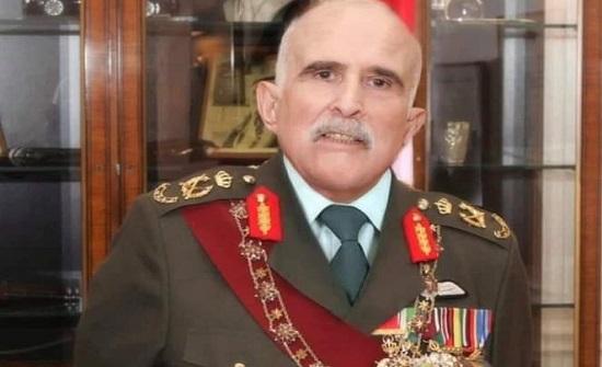 ديوان عشيرة العوامله ينعى وفاة الأمير محمد بن طلال
