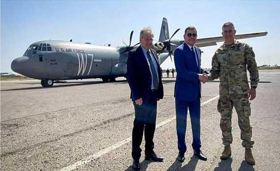 """الدبيبة وقائد """"أفريكوم"""" يتفقان على مواصلة التعاون الاستراتيجي"""