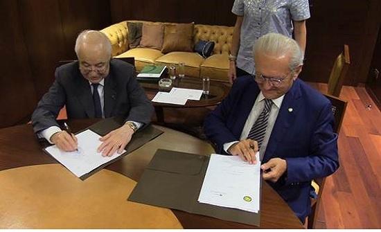 """""""أبوغزاله العالمية"""" و""""المركز العربي لتطوير حكم النزاهة"""" يتعاونان لنشر الثقافة القانونية"""