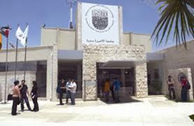 جامعة الأميرة سمية تشارك بورشة العمل الرابعة لمشروع رايس