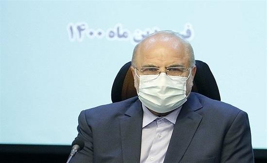 رئيس البرلمان الإيراني : تواجد القوات الأجنبية في الخليج زعزع استقرار المنطقة