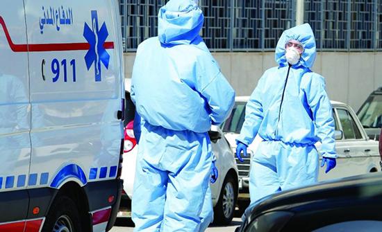 تسجيل 7 اصابات بفيروس كورونا في الكرك
