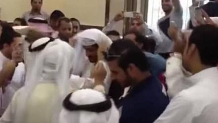 فيديو| هرب من زفافه في الثواني الأخيرة.. والسبب!!