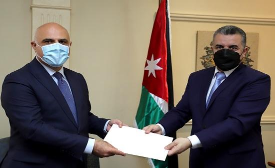 الخارجية تتسلم نسخة من أوراق اعتماد السفير الأذربيجاني