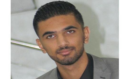 الف مبروك ليحيى ابو غريبة وعقيلته آية غنام نجاح نجلهم احمد