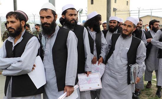 أفغانستان.. الحكومة تبدأ بإطلاق سراح الدفعة الأخيرة من معتقلي طالبان