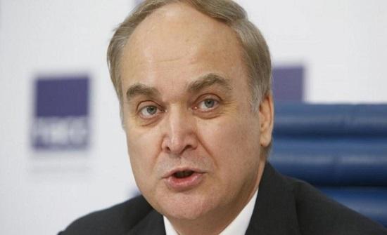 السفير الروسي يعود إلى واشنطن بنهاية يونيو