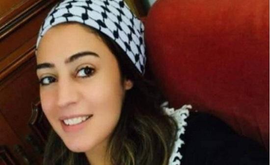 الاسيرة اللبدي تواصل اضرابها المفتوح عن الطعام