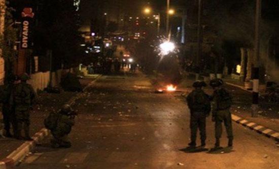 إصابة فلسطيني برصاص الجيش الإسرائيلي في القدس المحتلة