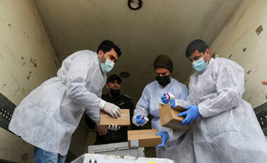 البنك الدولي: خطة التطعيم الفلسطينية ضد كورونا تواجه نقصا تمويليا كبيرا