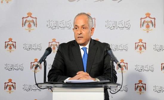 """العايد: الأردنيون أوعى من أية مطالبات """"ناشزة"""""""