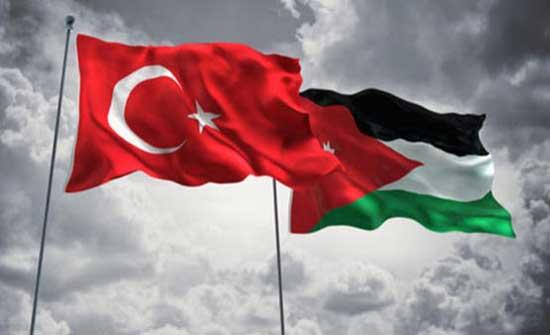 جولة استطلاعية اردنية للسوق التركي