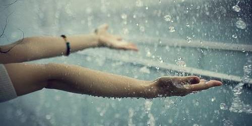 هل تعلم أن الودق هو المطر المدينة نيوز