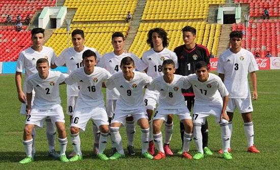 منتخب الناشئين يلتقي اندونيسيا غدا في ختام بطولة قطر