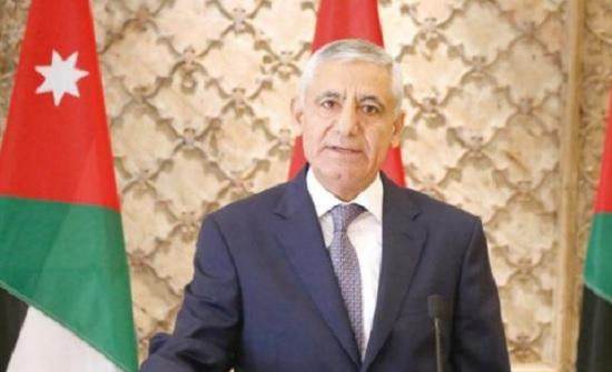 رئيس المجلس القضائي يستقبل النائب العام لدولة فلسطين