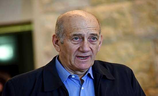 أولمرت: لا أثق بنتانياهو وعلى إسرائيل أن تنسحب من أراضي 1967