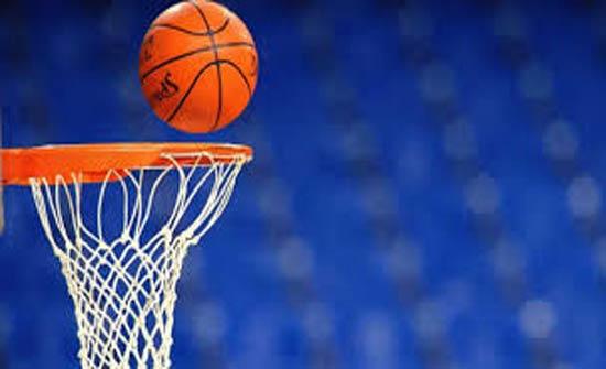 الوسطى يتوج بلقب الدوري العسكري لكرة السلة