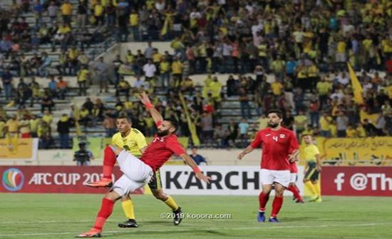 صور : العهد يعبر الجزيرة بتأهل تاريخي لنهائي كأس الاتحاد الآسيوي
