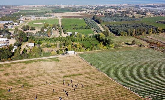 منظمات فلسطينية تستنكر فتح إسرائيل لسدودها على غزة وإغراق أراضيها الزراعية