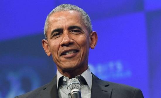 حذاء أوباما للبيع بسعر ضخم - صورة