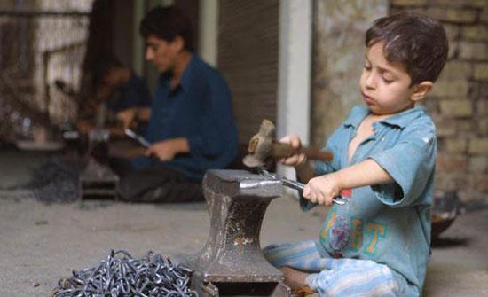 ورشة عمل حول الحد من عمالة الاطفال