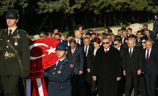 أردوغان: 365 ألف سوري عادوا لديارهم بعد عملياتنا العسكرية