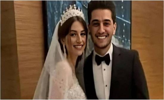 لندن تفسد شهر عسل محمد عساف وزوجته ( فيديو)