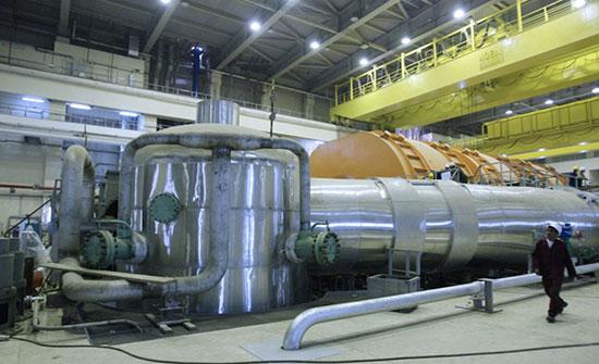 إيران تبدأ بتشغيل أجهزة طرد مركزي متطورة لتخصيب اليورانيوم