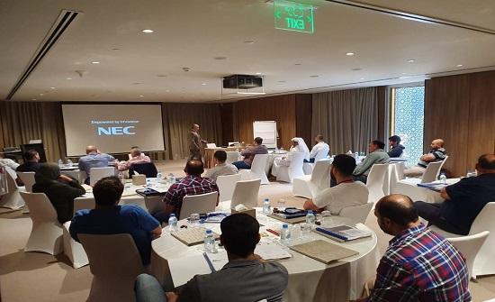 """""""المهندسين"""" تعقد دورة بعنوان """"شروط استخدام عقود فيديك"""" في قطر"""