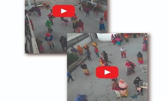 """"""" حقك تعرف """" : فيديوهات تجمع العمال ليست في العقبة"""