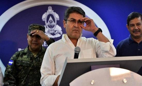 رئيس هندوراس يعلن إصابته بفيروس كورونا