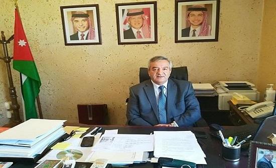 إحالة مدير عام مدينة الحسين للشباب إلى التقاعد