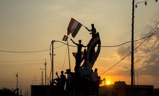 إصابات في صفوف المتظاهرين والقوات الأمنية خلال مواجهات في كربلاء